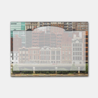 City - Pittsburg Pa - Fort Pitt Blvd Post-it® Notes