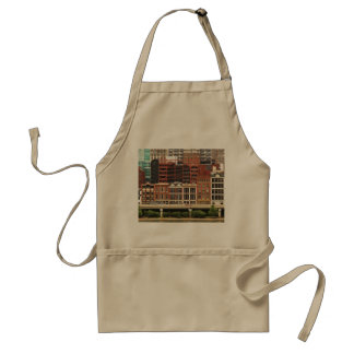 City - Pittsburg Pa - Fort Pitt Blvd Standard Apron