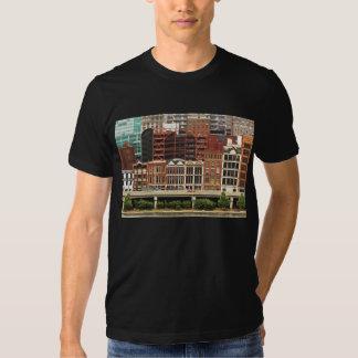 City - Pittsburg Pa - Fort Pitt Blvd T-shirts