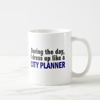 City Planner During The Day Mugs