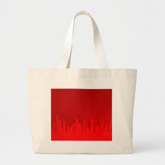 City Redscape Large Tote Bag