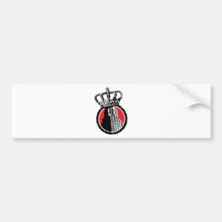 City Royalty Logo Bumper Sticker