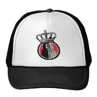 City Royalty Logo Trucker Hat