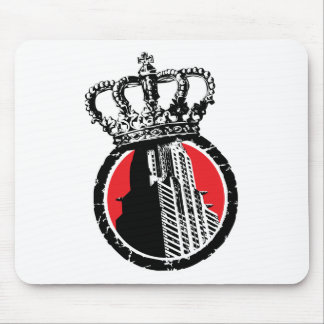 City Royalty Logo Mousepads