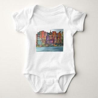 City Scape Baby Bodysuit
