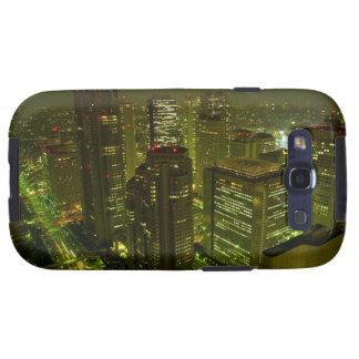City Scape Samsung Galaxy S Case Galaxy S3 Case