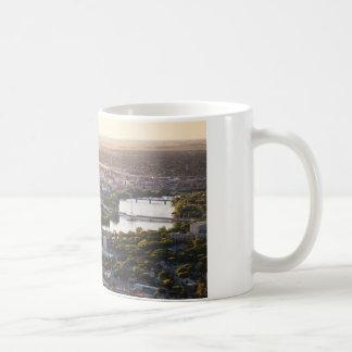 City Scape Winnipeg Coffee Mug