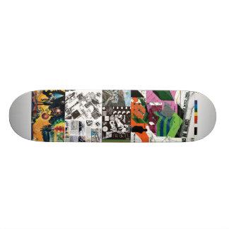 city skate board
