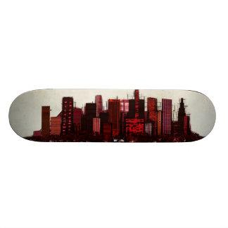 City Skate Deck
