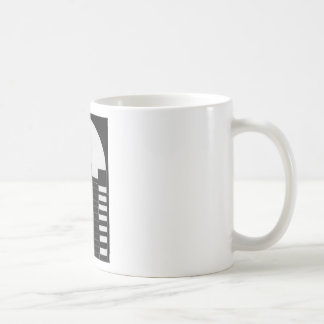 City Skyline Basic White Mug