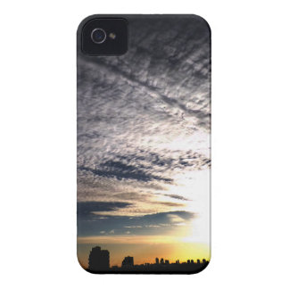 City Skyline Case-Mate iPhone 4 Cases