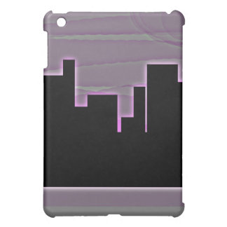 City Skyline  Cover For The iPad Mini