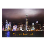 City Skyline Invitation