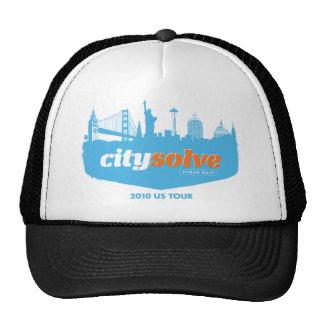 City Solve 2010 Cityscape Cap