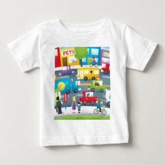 City Street Baby T-Shirt