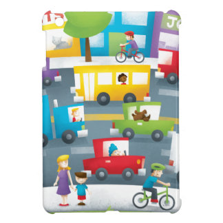 City Street iPad Mini Covers