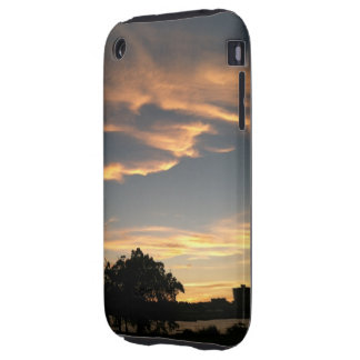 City Sunset 3G iPhone Cover