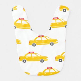 City Taxi Baby Bib