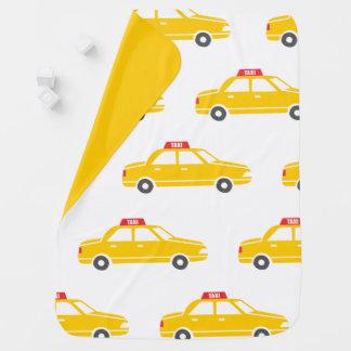 City Taxi Stroller Blanket