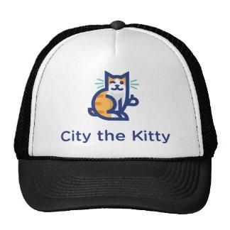 City the Kitty shirts Trucker Hat