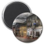 City - Thomas Street 6 Cm Round Magnet