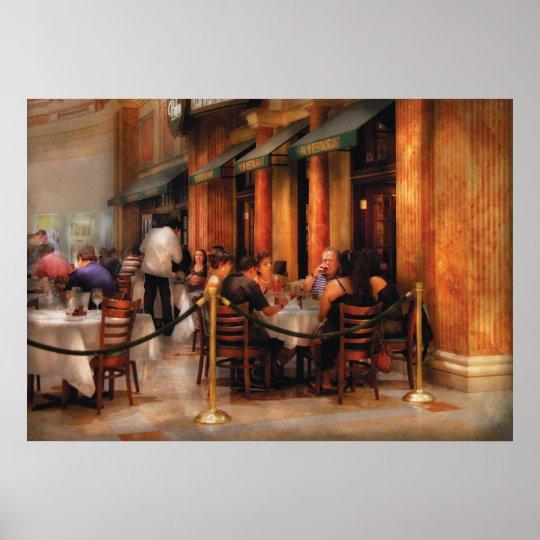 City - Venetian - Dining at the Palazzo