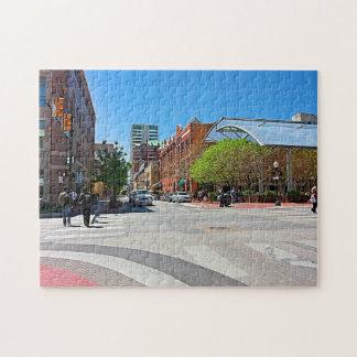 City Walk Jigsaw Puzzle