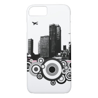 City with stripe iPhone 8/7 case