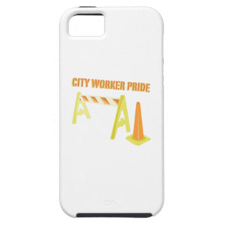 City Worker iPhone 5 Cases