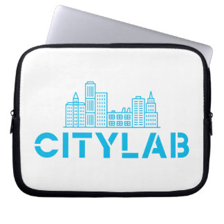 CityLab laptop sleeve