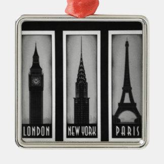 citys of dream: london, Paris and ny