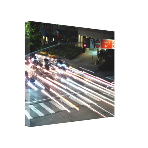 Cityscape 11 gallery wrap canvas