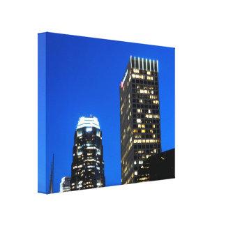Cityscape 12 canvas prints