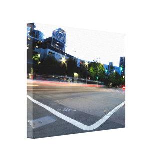 Cityscape 6 canvas prints