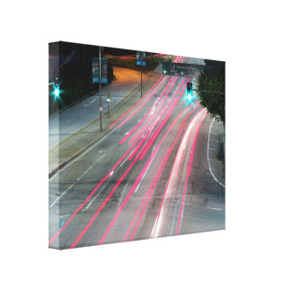 Cityscape 9 gallery wrap canvas