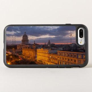 Cityscape at sunset, Havana, Cuba OtterBox Symmetry iPhone 8 Plus/7 Plus Case