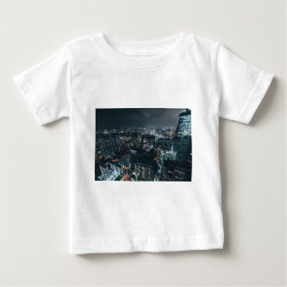 Cityscape Baby T-Shirt
