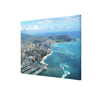 Cityscape Stretched Canvas Prints