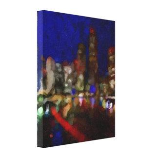 Cityscape Canvas Prints