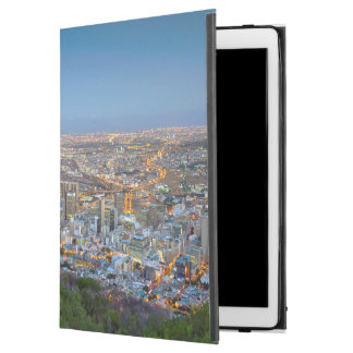 "Cityscape From Summit Of Signal Hill At Dusk iPad Pro 12.9"" Case"
