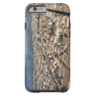 Cityscape from top of cupola of the Duomo Santa 2 Tough iPhone 6 Case