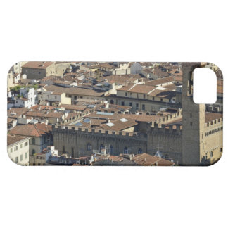 Cityscape from top of cupola of the Duomo Santa iPhone 5 Cases