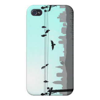 Cityscape iPhone 4 Cover