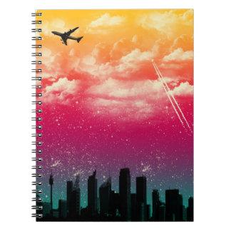 CityScape Notebook