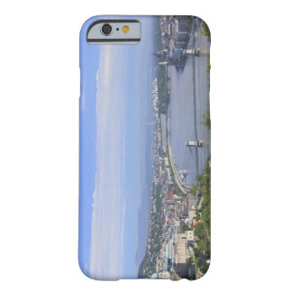 Cityscape of Budapest Barely There iPhone 6 Case