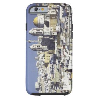 Cityscape of Cadiz, Spain Tough iPhone 6 Case