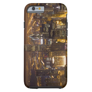 Cityscape of downtown Chicago Tough iPhone 6 Case
