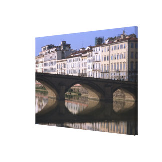 Cityscape of Florence Gallery Wrapped Canvas
