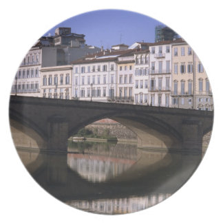 Cityscape of Florence Plate