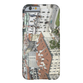 Cityscape of historical Prague, Czech Republic Barely There iPhone 6 Case